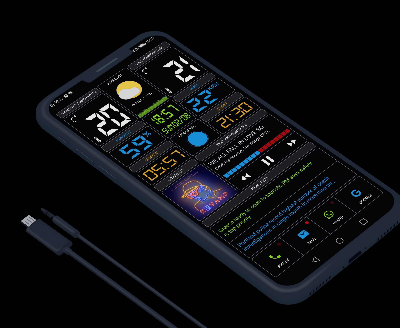 Weather station in 2020 Weather station, Widget design