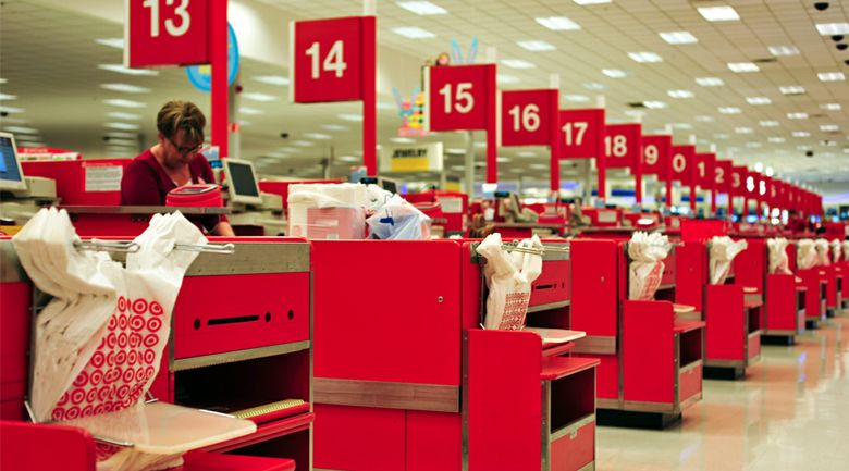 Target Store Opens More Than Three Checkout Lanes Shoppers Confused Target Store Cool Things To Buy Retail Display