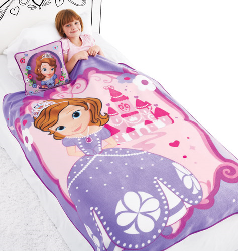 Sofia The First Pillow And Throw Set AVON EXCLUSIVE SET A Pillow Simple Sofia The First Throw Blanket