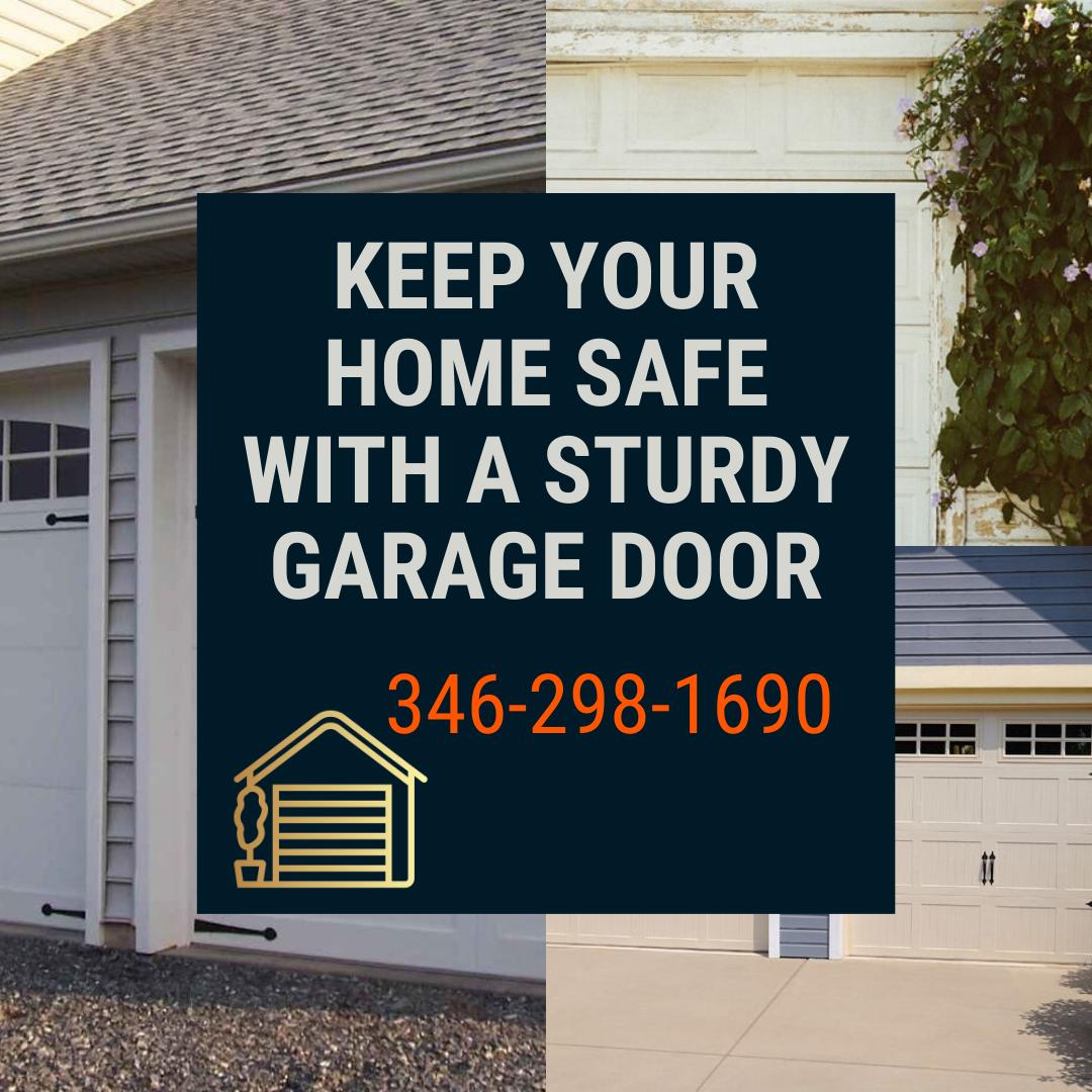 Garage Door Parts Replacement Houston In 2020 With Images