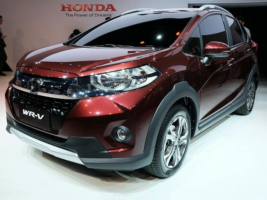 The new honda wr v honda s cheapest crossover in india quick overview recently honda launched its crossover the wr v