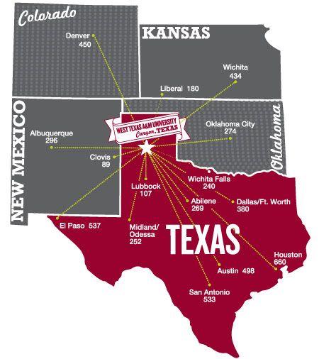 Location Wtamu In 2019 Texas Travel Odessa Texas West