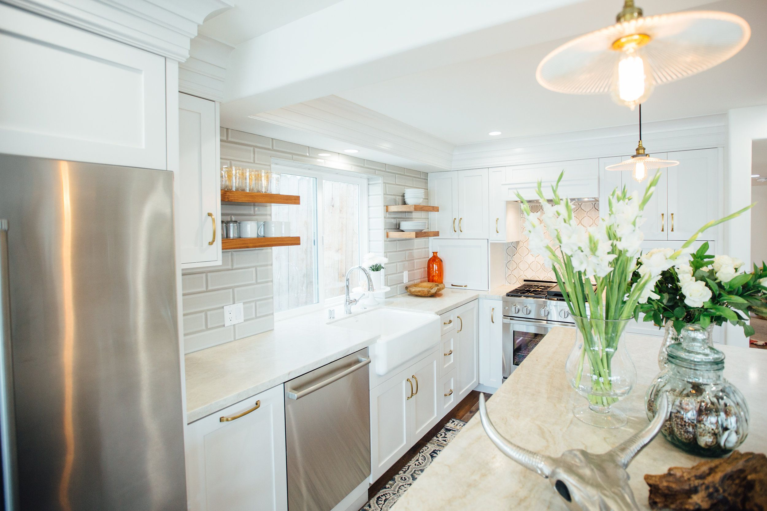 Before & After -- A California Familys Mega Kitchen Overhaul