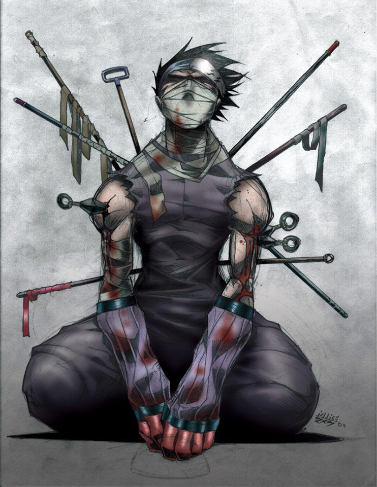 Zabuza Momochi Naruto Naruto Fan Art Naruto Art