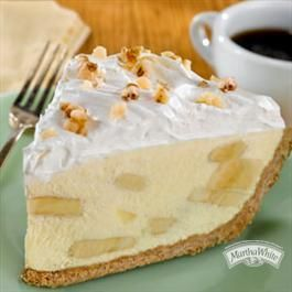 Gone Bananas Pie from Martha White®