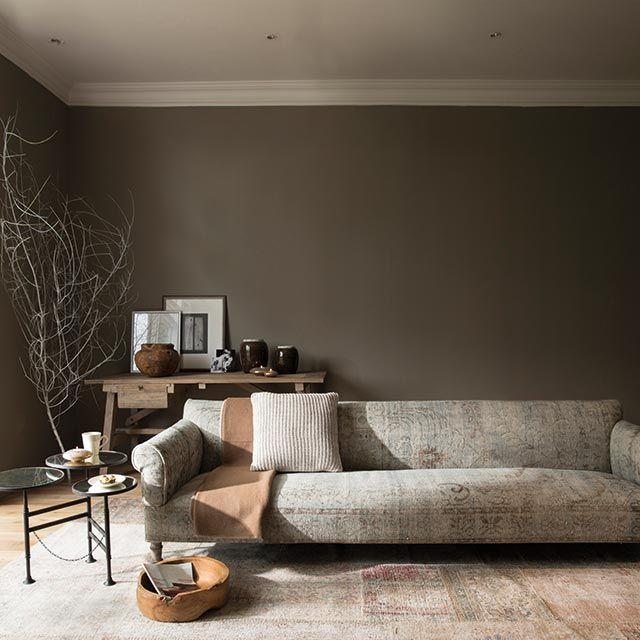 peinture murs et boiseries tollens flamant robe de moine. Black Bedroom Furniture Sets. Home Design Ideas