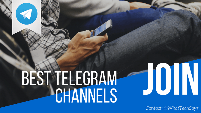 Best Telegram Channels List to Join Today | Android | Mobile