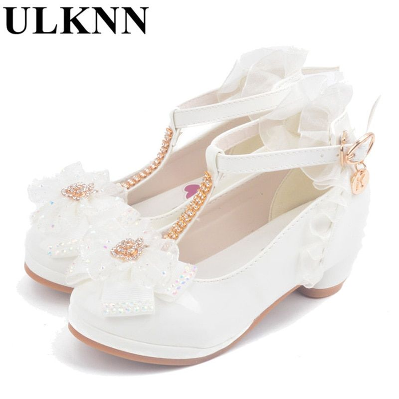 Girls Simple Retro Sandals Children/'s Flat Shoes Lace Casual Slip Wild Summer
