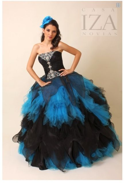El famoso vestido azul y negro