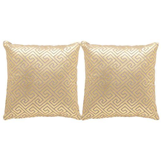 Found It At Allmodern Jayden Linen Throw Pillow Pillows Throw