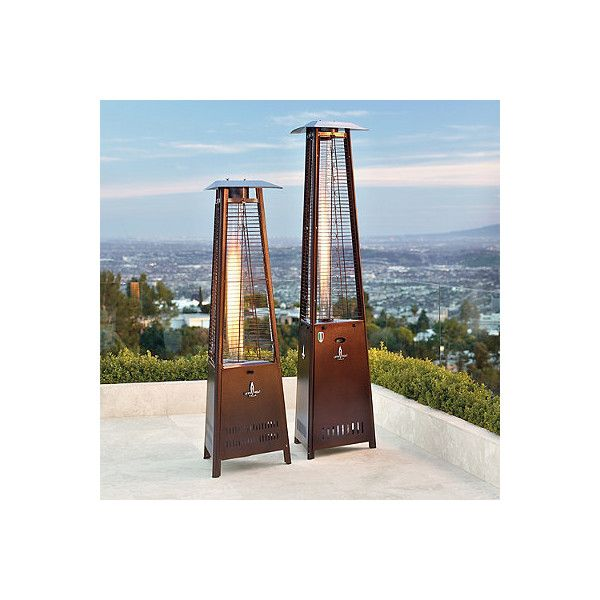 High Quality Empire Patio Heater   Bronze ($1,599) ❤ Liked On Polyvore Featuring Home,  Outdoors