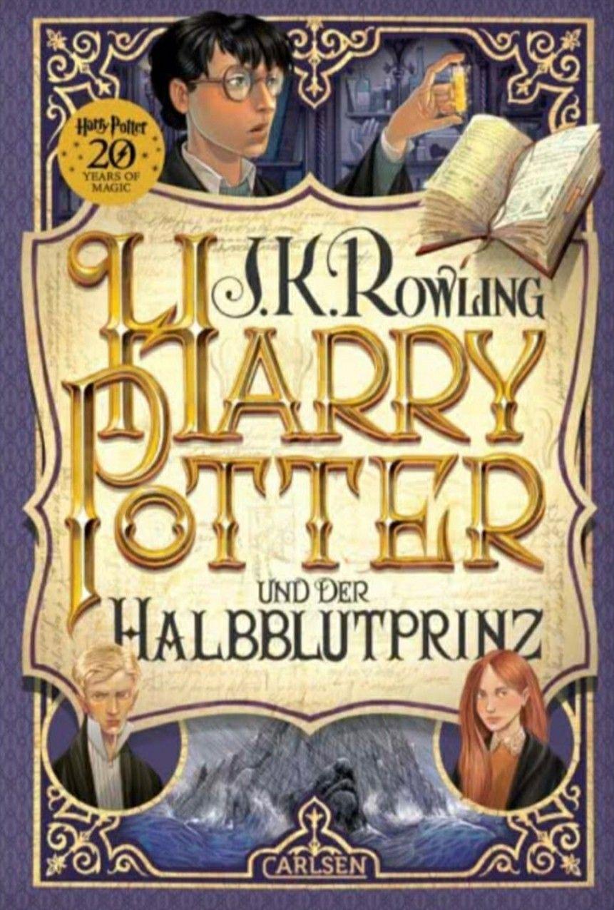 Epingle Par Katherine Mixdorf Sur Home Harry Potter 6 Harry Potter 20eme Anniversaire