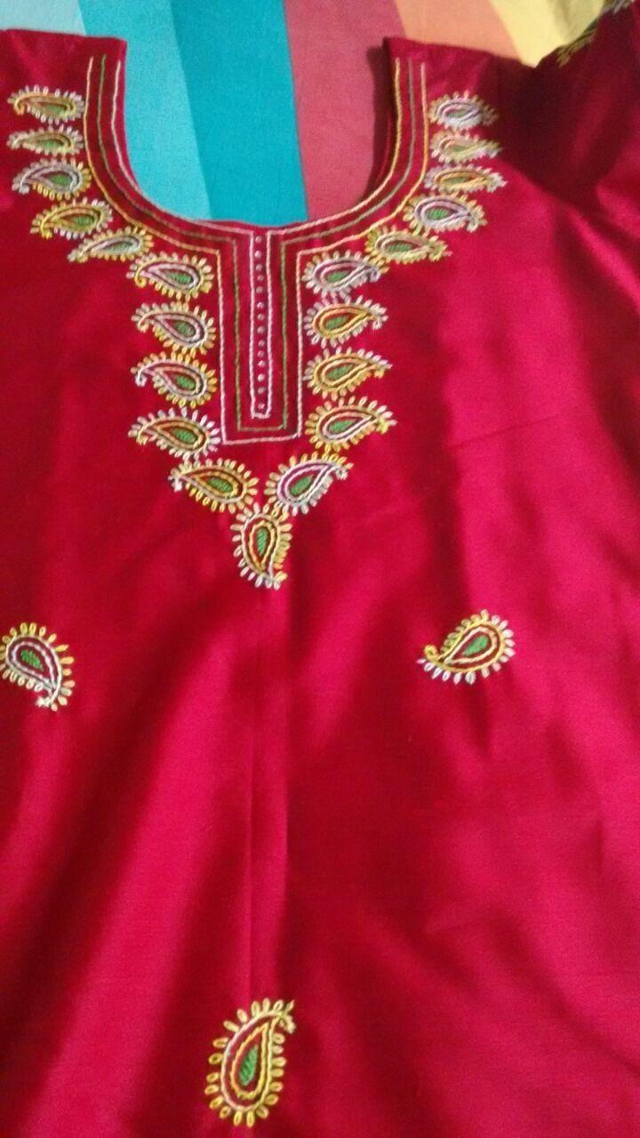 Pin by gouri joshi on embroideryindian pinterest embroidery