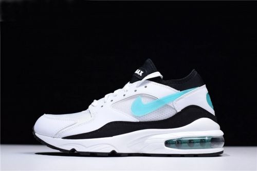 8fcc29d4ad Best Price Mens and WMNS Nike Air Max 93 OG Dusty Cactus White Sport  Turquoise-Black 306551-107 For Sale - ishoesdesign