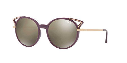 156ad04b47784a Vogue Eyewear Womens Sunglasses Plastic