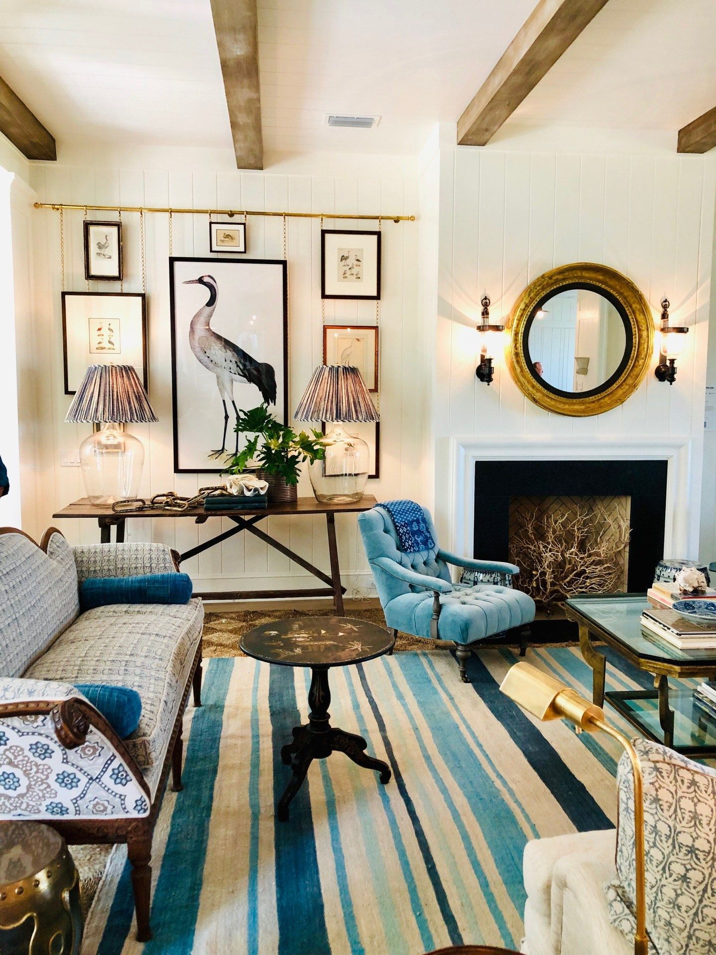 Southern Living Idea House 2019   Southern living rooms ...