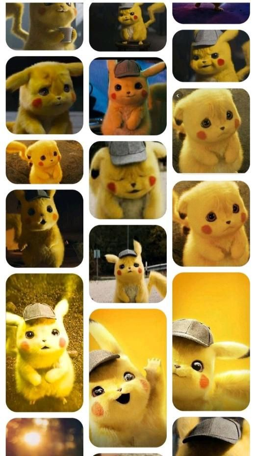 cute pictures of pikachu😍😍😍