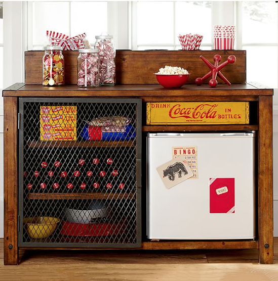 Theater Room Snack Bar: Pin On Teen Room Decor
