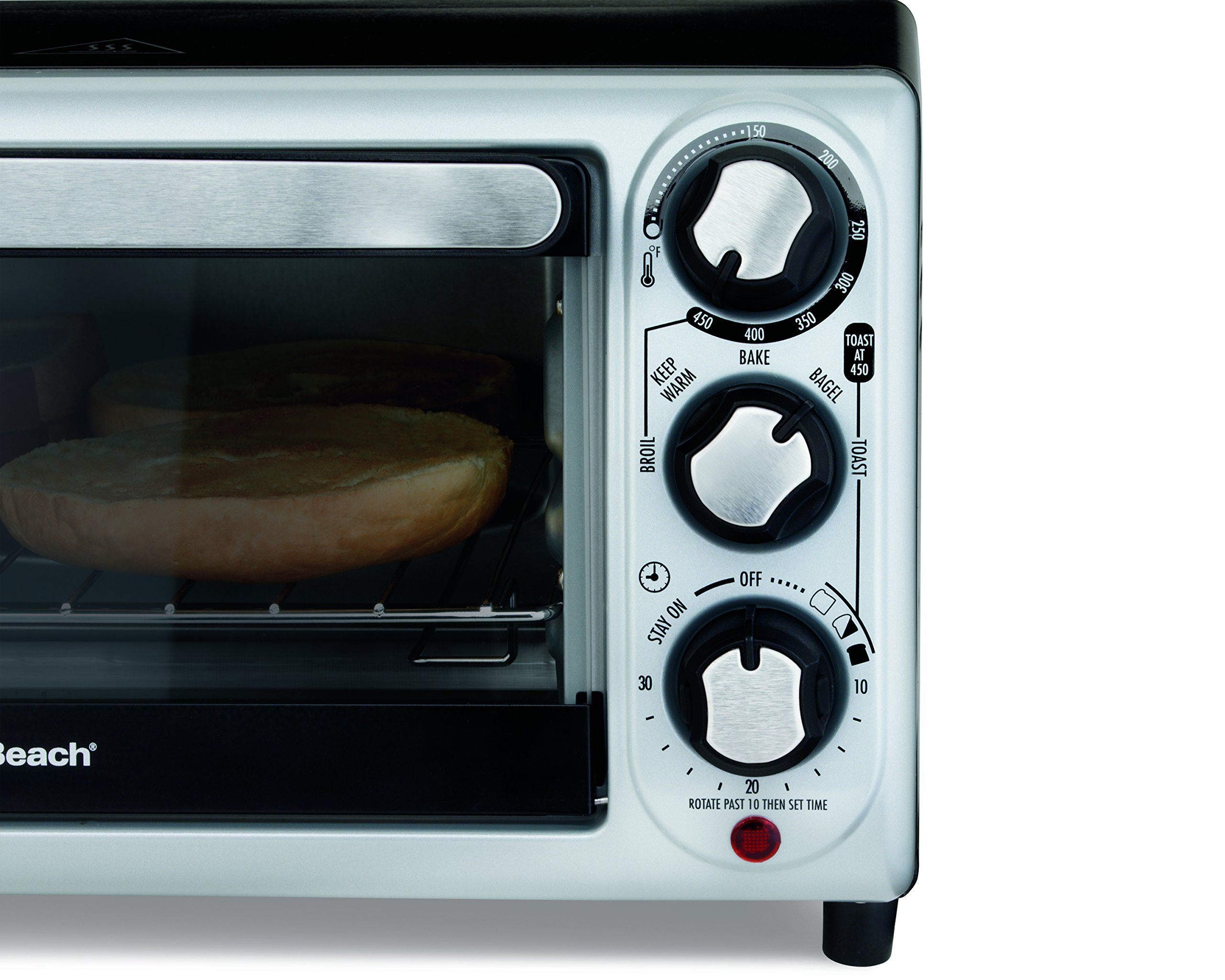 Hamilton Beach 31142 Toaster Oven Silver Details Can Be Found