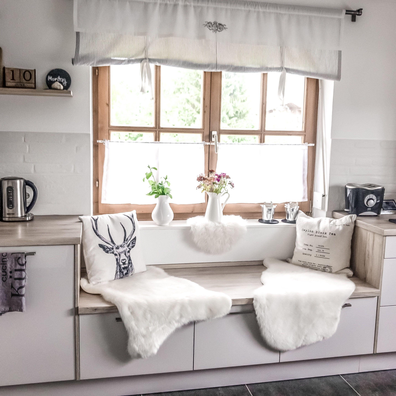 Küche Inspiration Küchen Dekoration, Küche im Landhausstil modern