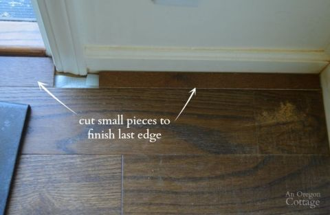 Diy Tips For Laying Floating Floors An Oregon Cottage Flooring