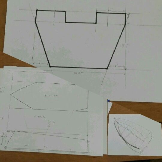 Making blueprint for diy plywood skiff diy plywood boat making blueprint for diy plywood skiff malvernweather Choice Image