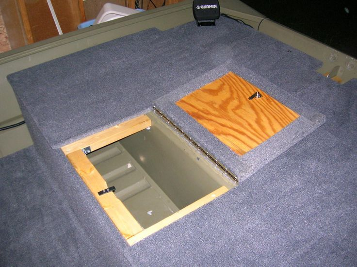 Image Result For Jon Boat Deck Ideas Good Platform On