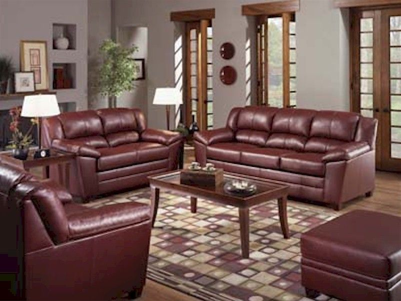 Pleasing Paris Wine Living Room Collection Leather Furniture Gamerscity Chair Design For Home Gamerscityorg