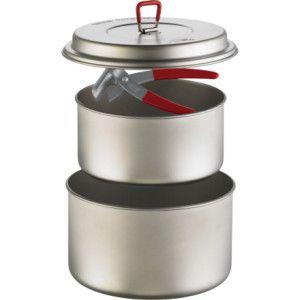 MSR Titan 2 Pot Set - Titanium   Backcountry.com