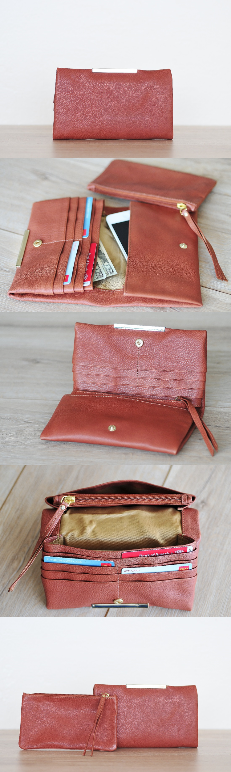Delicate And Soft This Ingenious Women 39 S Wallet By Era81 Offers A Generous Interior And