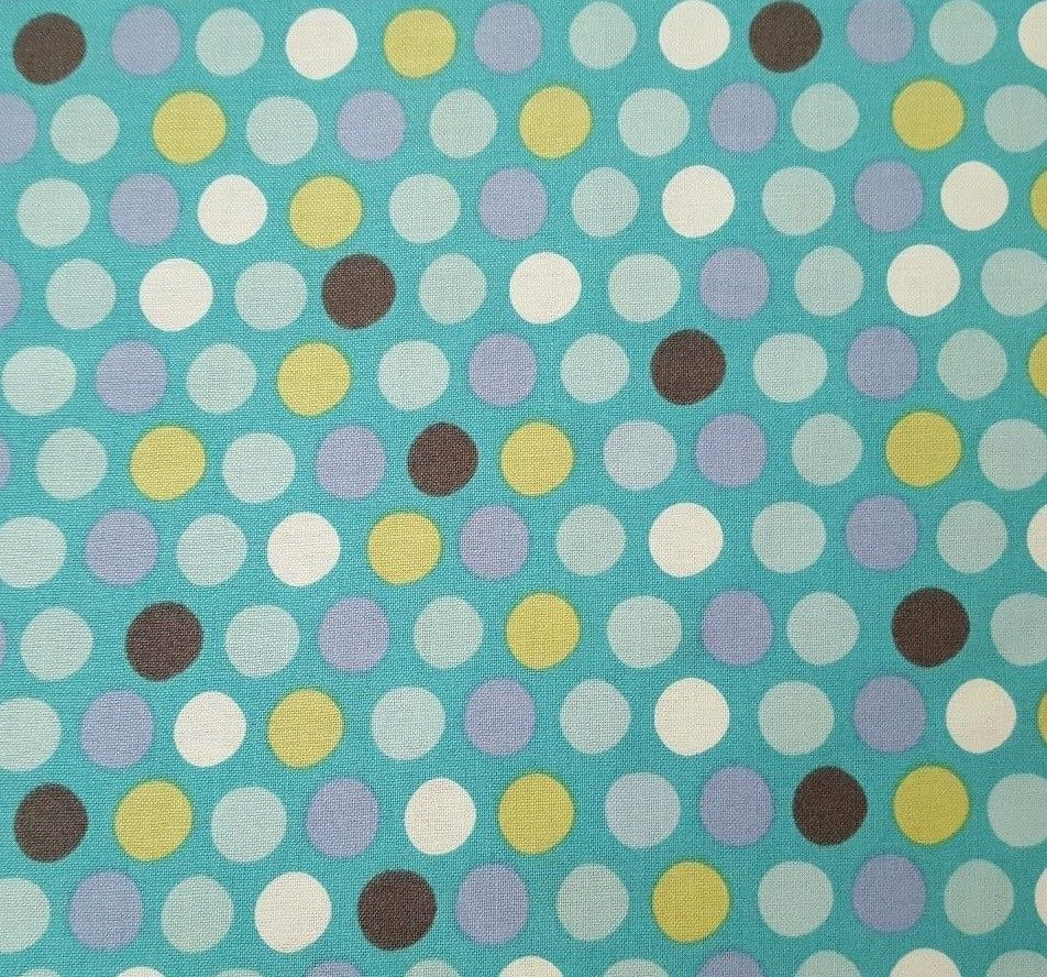 Grey BM042 Fabric by Brandon Mably Pebble Mosaic