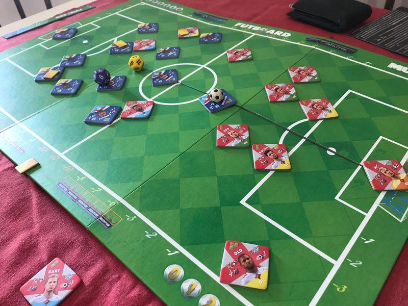 Futboard Image BoardGameGeek in 2020 Tactic games