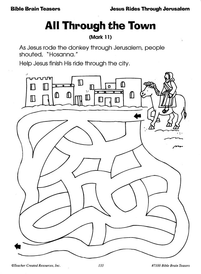 Christian Easter Coloring Pages For Preschoolers : Easter activities for sunday school google search
