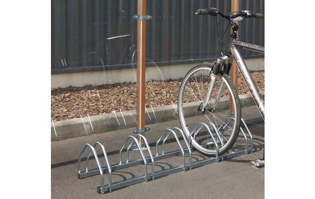 Mottez Bike Stand Rack Not As Expensive As I Thought 55 Bike