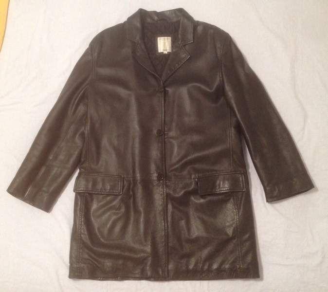 Giacca da  uomo di  pelle  Conbipel tg.50  abbigliamento  casual  trendy   giubbotto  giubbino  moda  verapelle  cool  fashion dcd69f5ce77
