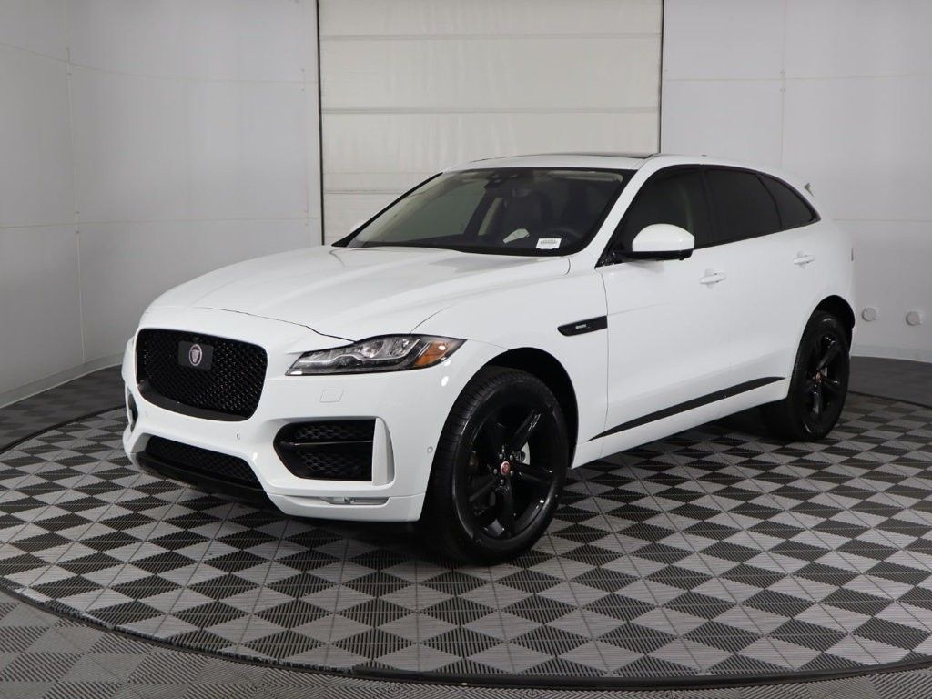 Jaguar F Pace 2020 Model Review And Release Date Di 2020