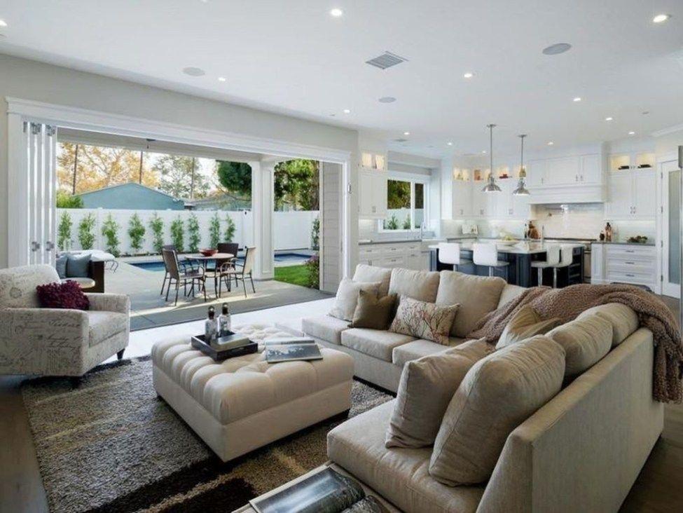 20 Elegant Open Plan Living Room Decorating Ideas Trendhmdcr Open Concept Living Room Open Plan Living Room Open Living Room