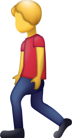 Man Walking Emoji Free Download Iphone Emojis Emoji Cool Emoji Powerpuff Girls Wallpaper