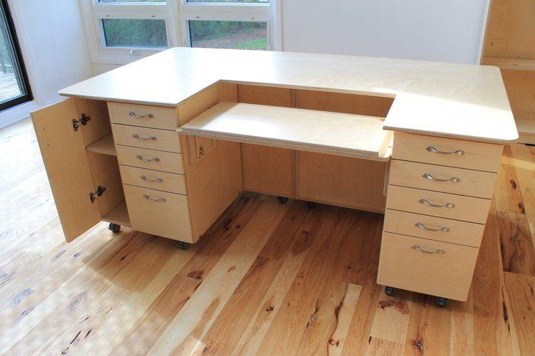 Centerpiece Xl 7440xl Sewing Cabinet Vertical Storage Cupboard Storage