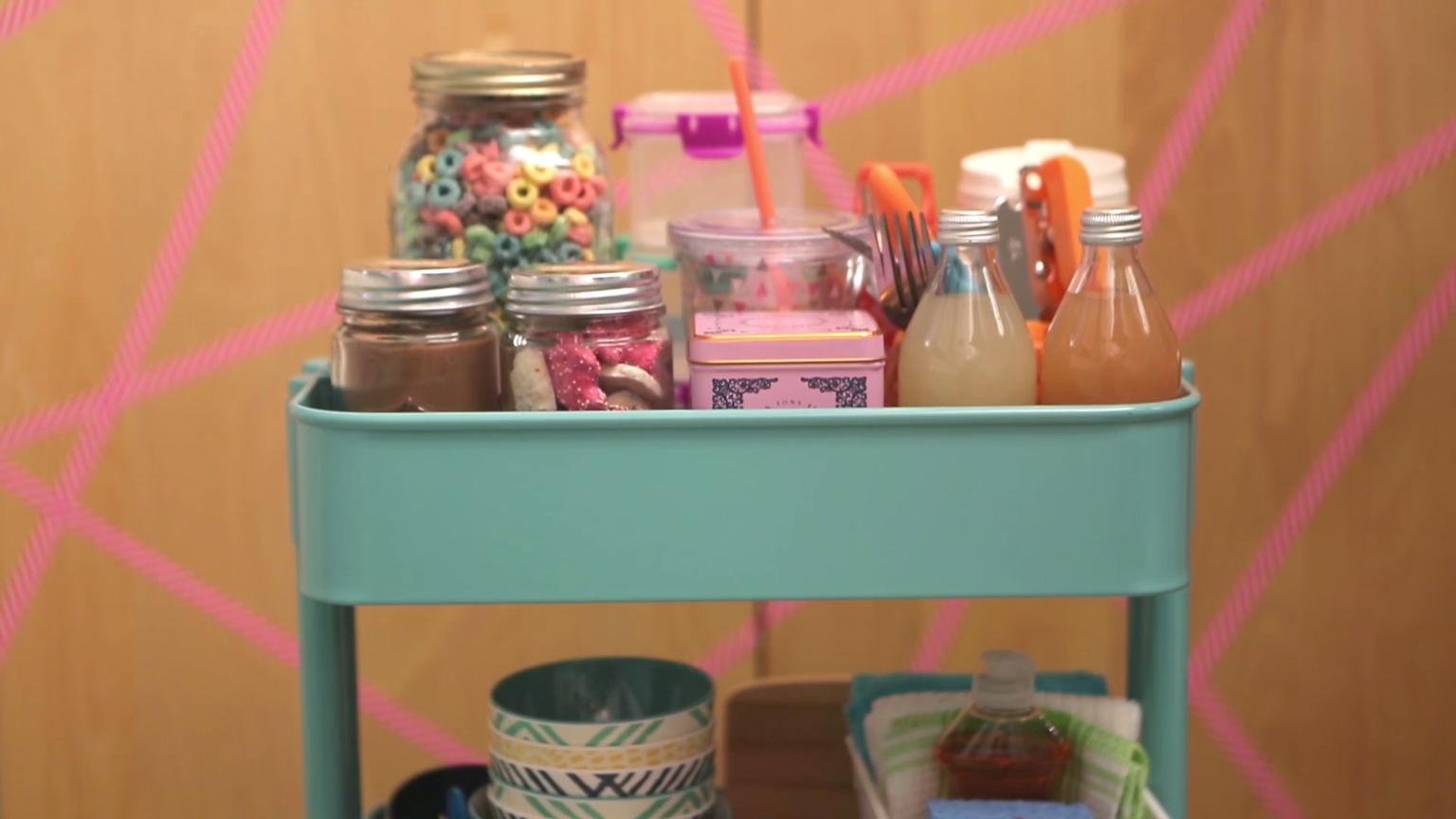 16 Dorm Room Kitchen Essentials Hgtv Happy Pinterest