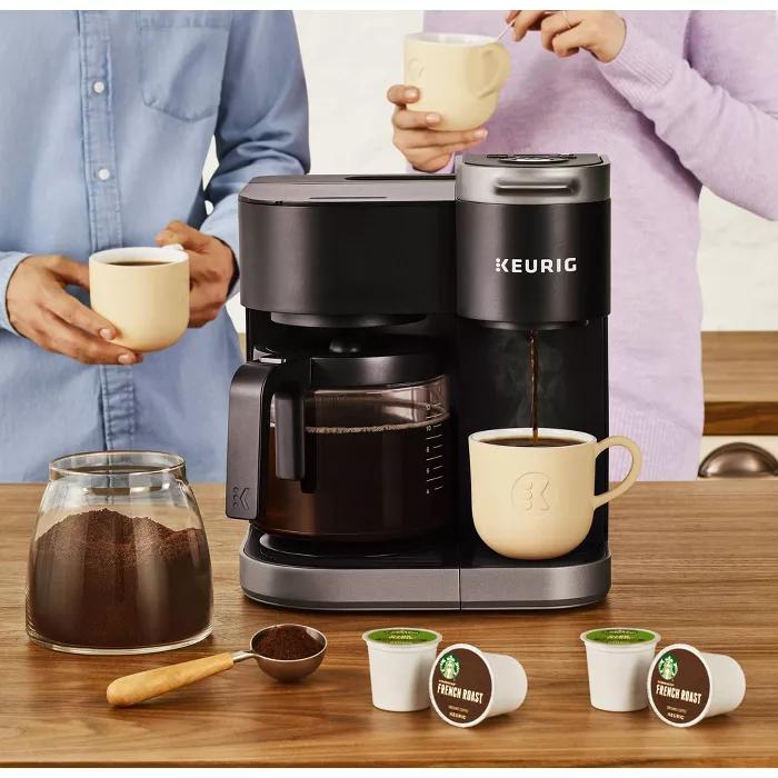Keurig KDuo SingleServe & Carafe Coffee Maker Keurig