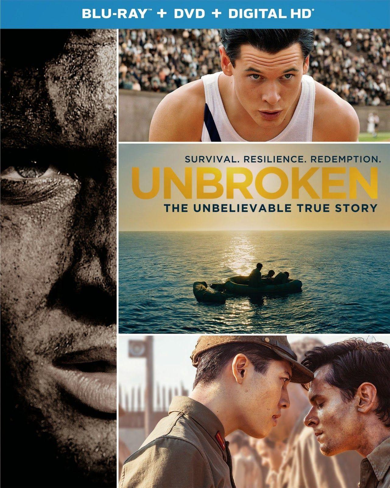 Unbroken (2014) 720p BluRay 1 2GB | Download Movies - 300mb