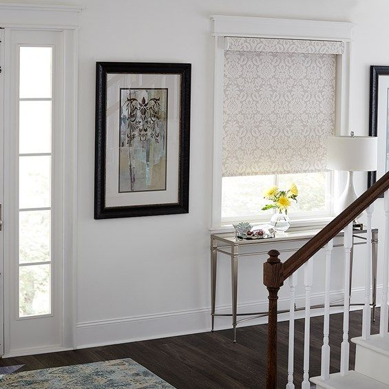 Blinds Com Signature Blackout Roller Shade In Pattern
