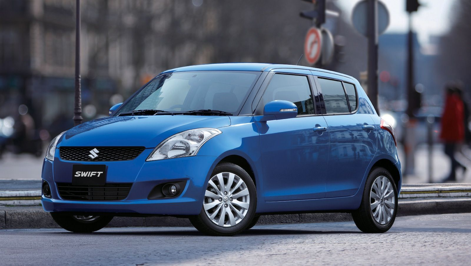 Suzuki swift sport 2013 pictures to pin on pinterest - Suzuki Swift Blue
