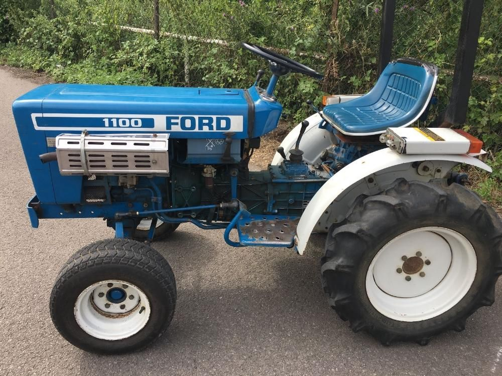 Image Result For Ford 1100 Tractor Tractors Ford News Parts