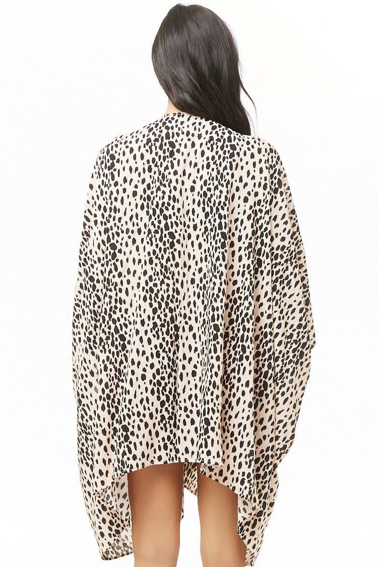 caa20bfec Cheetah Print Swim Cover-Up Kimono #Affiliate , #Sponsored, #Print, #Cheetah,  #Swim, #Kimono
