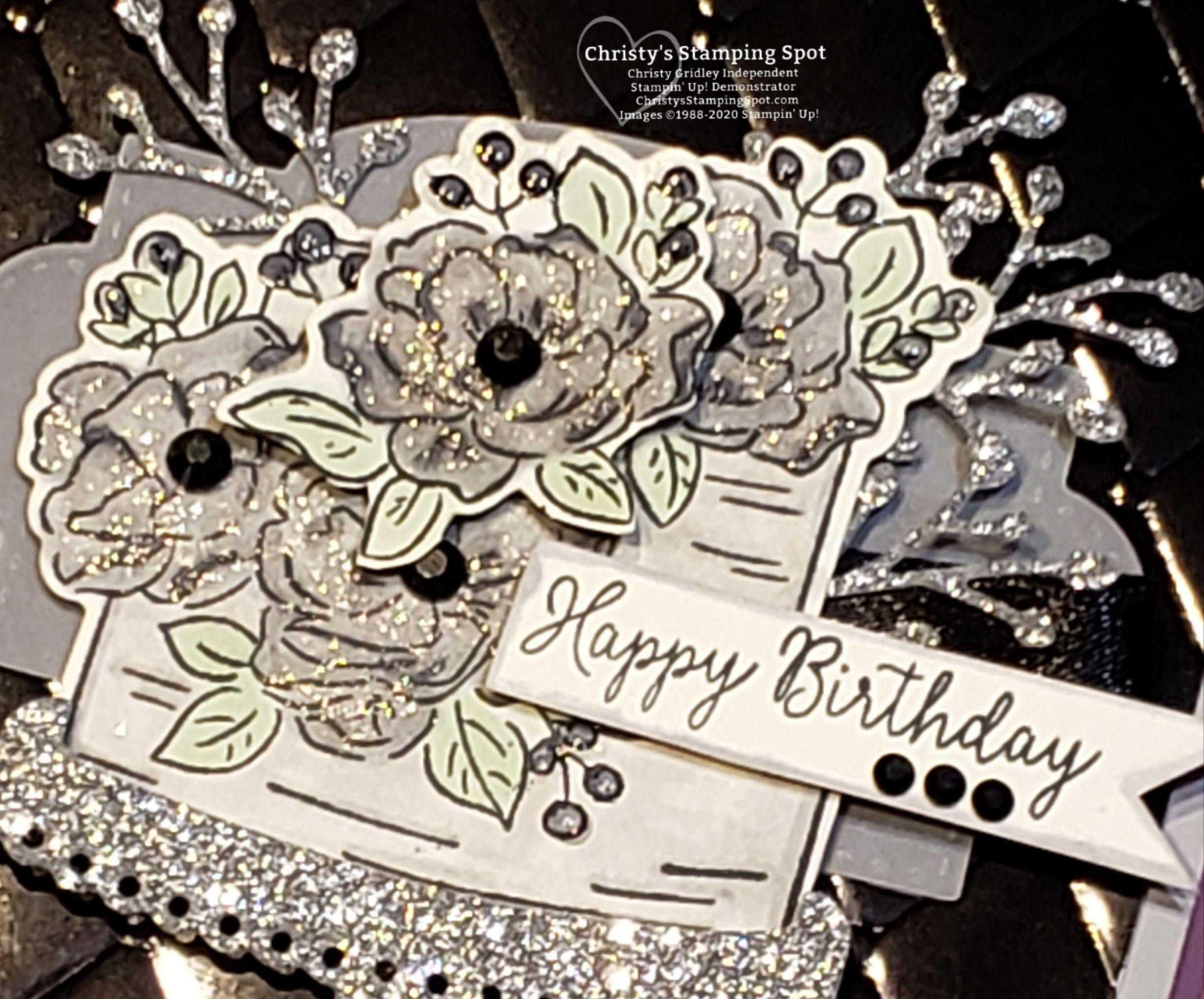 Touch Of Gothic Birthday Card Happy Birthday Daughter Birthday Cards Birthday Wishes For Daughter