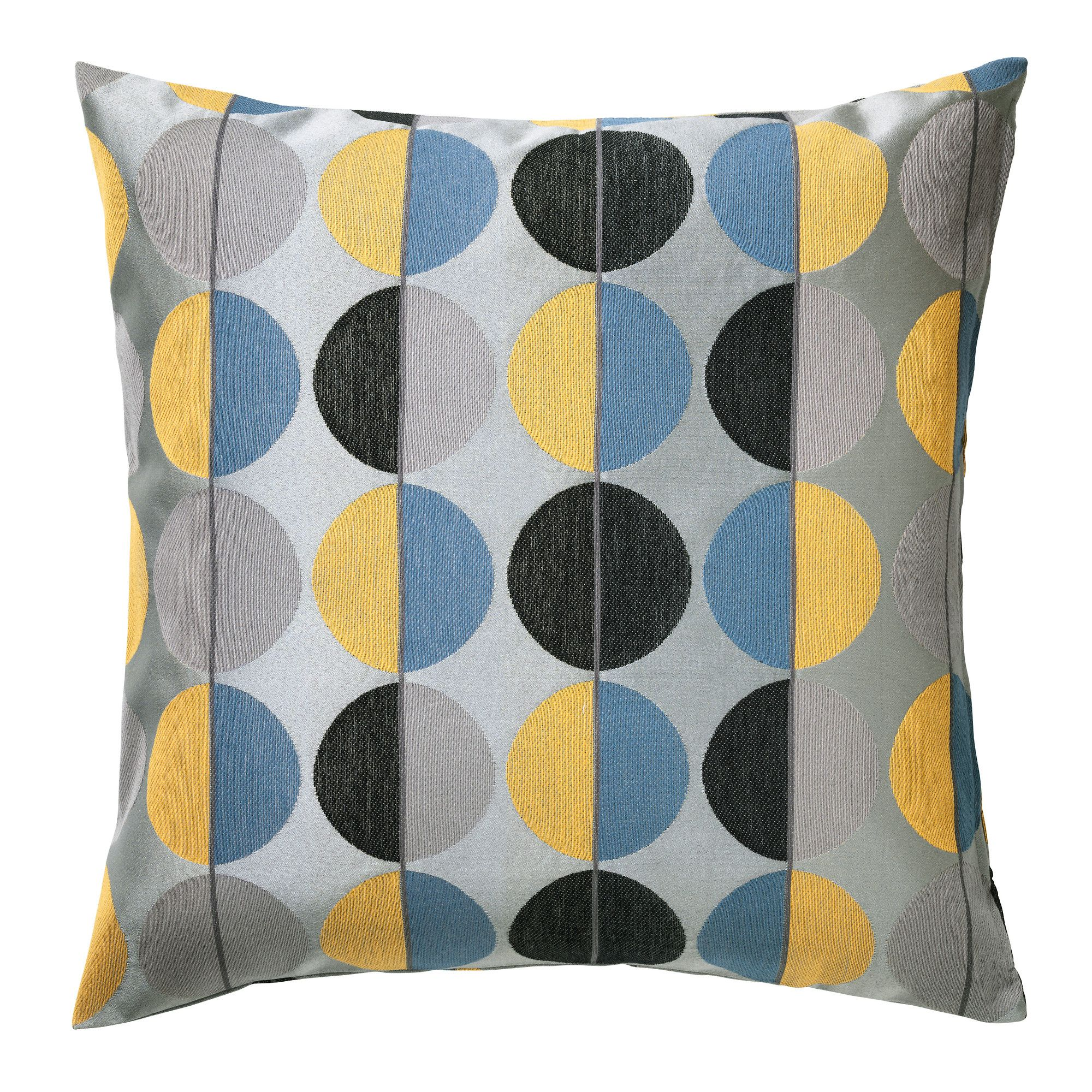 This IKEA OTTIL cushion cover es in two different color