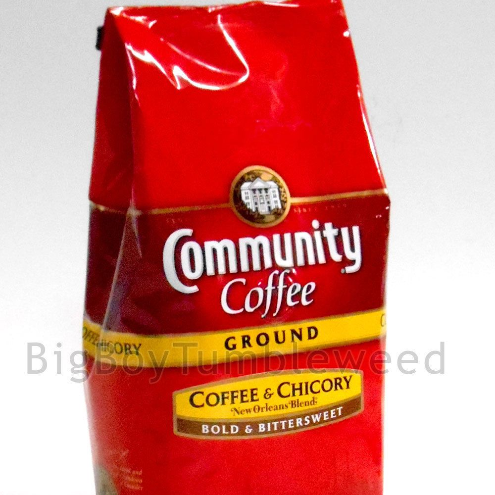 Community 12oz Ground Coffee Chicory New Orleans Blend