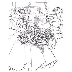 top 50 free printable barbie coloring pages online in 2020